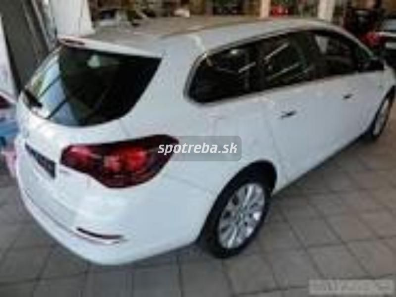 opel astra st 1 4 turbo 140k cosmo. Black Bedroom Furniture Sets. Home Design Ideas