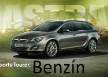 OPEL  Astra ST 1.4 Turbo 140k Cosmo