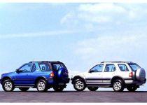 OPEL Frontera  2.2 16V 2000 - 100kW