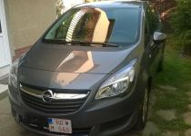 OPEL Meriva 1.4 16V Turbo Enjoy - 88.00kW [2010]