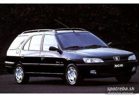 PEUGEOT 306  Break 2.0 HDi XR - 66.00kW