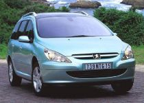PEUGEOT 307  SW 2.0 HDi Pack - 80.00kW