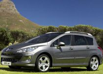 PEUGEOT 308  SW 1.6 HDi FAP 112k Exclusive - 82.00kW