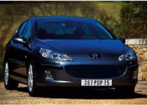 PEUGEOT 407 2.0 HDi Business Class FAP - 100.00kW [2007]
