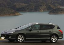 PEUGEOT 407  SW 2.0 HDi Business Class FAP - 100.00kW