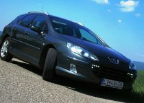 PEUGEOT 407  SW 2.0 HDi Griffe FAP
