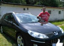PEUGEOT 407  SW 2.2 HDi Confort Pack FAP