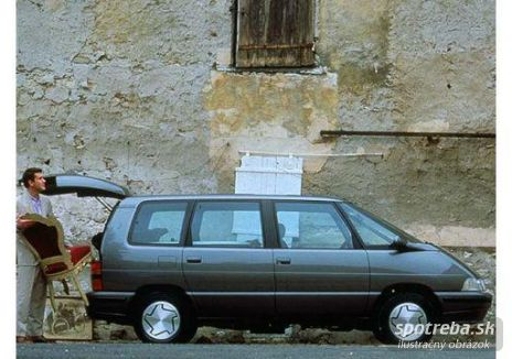 RENAULT Espace 2.8 V6 RXE - 110.00kW [1991]