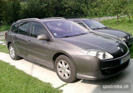 RENAULT  Laguna Grand 2.0 dCi Expression