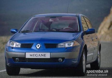 RENAULT Mégane  1.5 dCi Authentique Pack