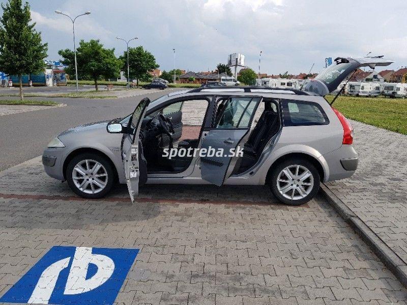 Renault megane grandtour 1