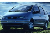 SEAT Alhambra 1.9 TDI - 81.00kW [1998]