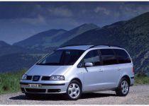 SEAT  Alhambra 1.9 TDi Signo 4x4