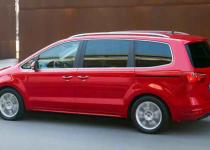 SEAT  Alhambra 2.0 TDI CR 184k Style DSG