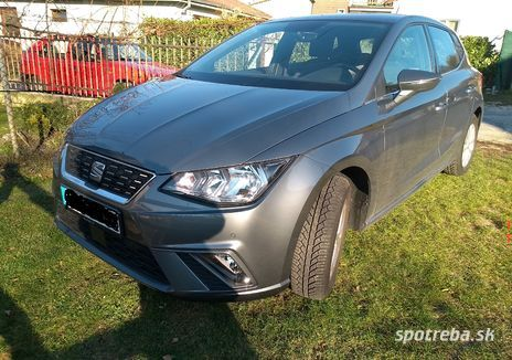 SEAT  Ibiza 1.0 TSI 115k Xcellence