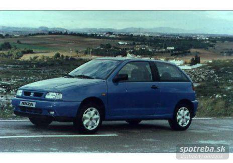 SEAT  Ibiza 1.9 D SE