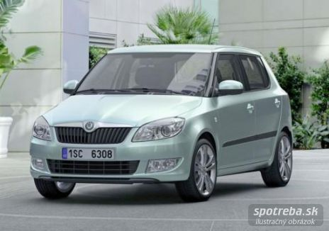 ŠKODA Fabia  1.2 HTP 12V Family Plus