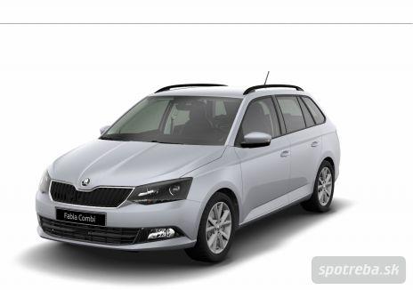 ŠKODA Fabia  Combi 1.2 TSI 110k Style - 81.00kW