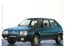 ŠKODA Favorit 1.3 GLX - 42.00kW [1993]