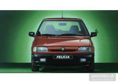 ŠKODA Felicia  1.9 D GLX - 47.00kW