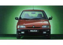 ŠKODA Felicia 1.9 D LX [1996]