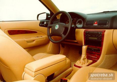 Škoda Octavia 1,9 SDi