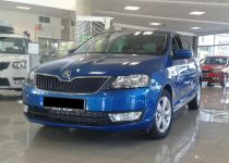 ŠKODA  Rapid 1.2 TSI 105k Ambition