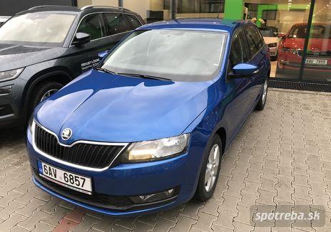 ŠKODA  Rapid SB 1.0 TSI 110k Ambition