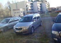 ŠKODA  Roomster 1.2 HTP 12V Comfort