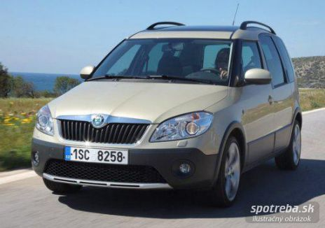 ŠKODA Roomster  1.2 TSI Scout - 63.00kW