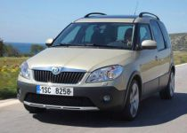 ŠKODA  Roomster 1.2 TSI Scout