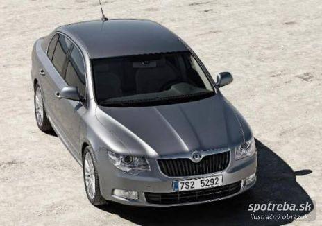 ŠKODA Superb 3.6 FSI V6 4x4 Exclusive