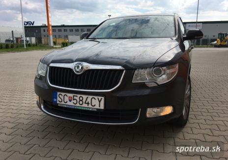 Škoda Superb