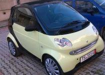 SMART cabrio Smart & pulse - 45.00kW [2001]