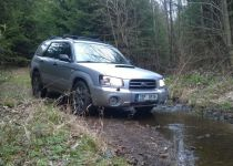SUBARU Forester 2.0 Adventure Sport Turbo - 130.00kW [2002]