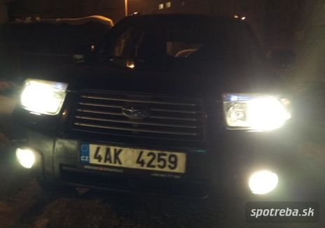 SUBARU  Forester 2.0 Basic