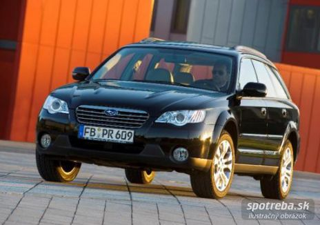 SUBARU Outback  2.5 Black LTD - 121.00kW