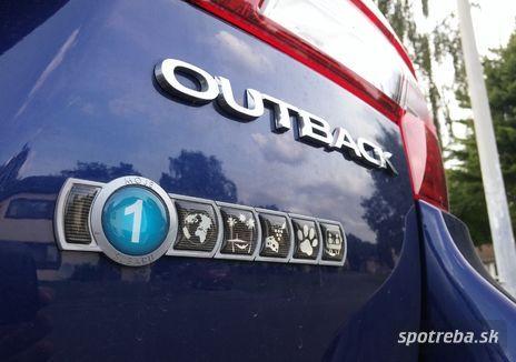 SUBARU  Outback 2.5i-S CVT Premium