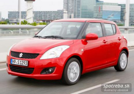 SUZUKI Swift  1.2 AAC GS - 69.00kW