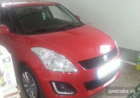 SUZUKI  Swift 1.2 GS AAC