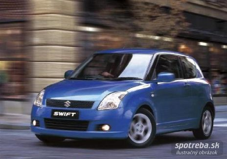 SUZUKI Swift  1.3 GC ABS, A/C - 68.00kW