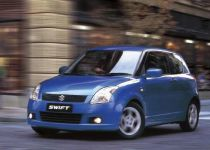 SUZUKI Swift  1.3 GS ABS, A/C - 68.00kW