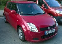 SUZUKI Swift 1.3 GS ABS, MTA - 68kW [2005]