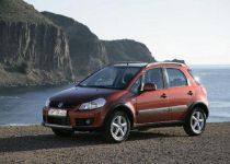 SUZUKI SX4  1.6 GS Urban Line ABS, AAC, MP3 A/T