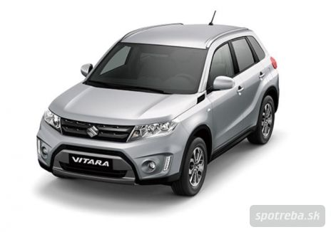 SUZUKI Vitara 1.6 VVT Premium 2WD - 88.00kW [2015]