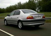 TOYOTA Avensis  1.6 - 81.00kW