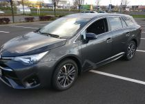 TOYOTA  Avensis 1.8 Valvematic Business