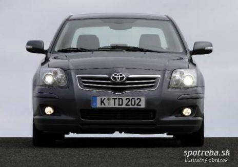 TOYOTA Avensis  2.0 D-4D Sol