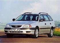 TOYOTA Avensis  kombi 2.0 TD - 81.00kW