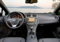 TOYOTA Avensis kombi 2.0l D-4D Business Navi - 93.00kW [2010]